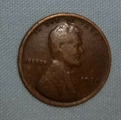 1924 Abraham Lincoln Wheat Penny 95 Copper And 5 Tin And Zinc Content Ungraded