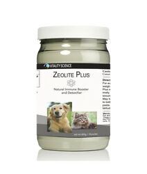 Vitality Science Zeolite Plus For Cats And Dogs Immune Booster And Detoxifier