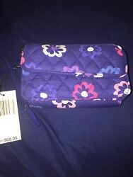 Vera Bradley All In One Crossbody For I Phone 6 Ellie Flowers NWT $33.00