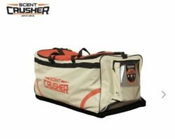 Scent Crusher Ozone Roller Duffel Bags 59412