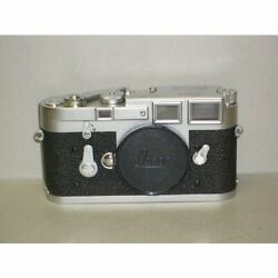Leica M3 Body Lights Canada From Japan