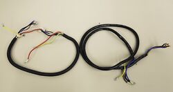 Powermatic Single Spindle Shaper 25a-3 Wire Harness
