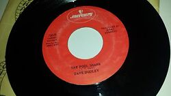 Dave Dudley The Bigger They Come The / The Pool Shark Mercury 73029 Record 45