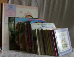 Baby Books 24 Pcs - Board Paperback Hardcover Mixed Lot