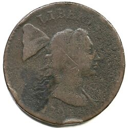 1794 S-18b R4 Head Of And03993 Liberty Cap Large Cent Coin 1c