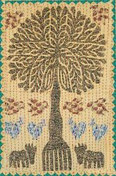 Home Decor Wall Decor Tree of Life Cloth Patch Work Indian traditional Gift Item