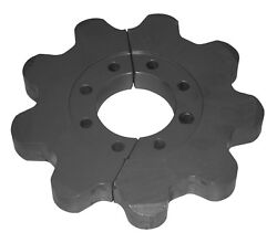 9 Tooth Split Drive Sprocket 212811 Fits Case/astec Dh4, Dh5 Trenchers