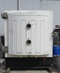 Big stainless steel chamber