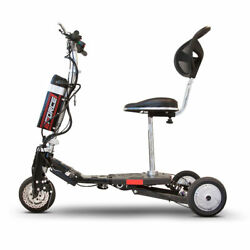 eWheels EW-07 Eforce1 FOLDING Travel Mobility Scooter, Airline Approved