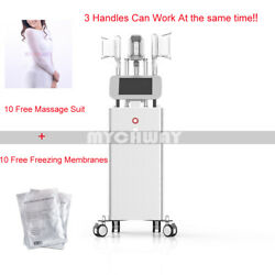 Cold Vacuum Cooling Slimming Cellulite Removal Weight Loss Cooling Machine