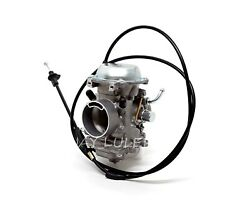 Carburetor And Throttle Cable For Polaris Hawkeye 300 2006-2011
