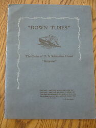 Wwi Us Navy Cruise Book Submarine Chaser 41 Includes Photos Docs Braitling Ct