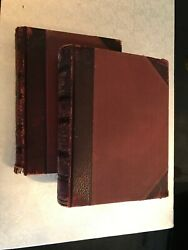 1913 Ridpath's History Of The World Volume 9 And 6. Rare Books , Jones Brothers