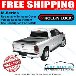 Roll-n-lock For 05-15 Tacoma Reg/access/double Cab Lb 73in M-series Tonneau