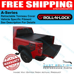 Roll-n-lock For 16-19 Tacoma Double Cab Sb 60-1/2in A-series Retractable Tonneau