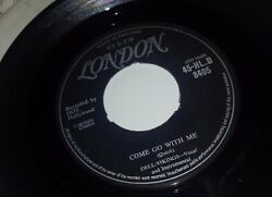 Dell-vikings How Can I Find True Love / Come Go With London Doo Wop Import 45 7