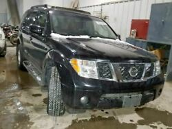 Driver Rear Side Door Electric Fits 05-12 PATHFINDER 1204935