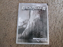 Backpacker Magazine 25 Anniversary Collector#x27;s Edition May 1998 Rare $15.79