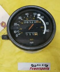 19 78 79 Yamaha Xs650 Xs 400 Special Speedometer Speedo Pl174-g3+ Parts Only
