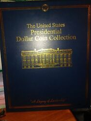 Bradford Authenticated United States Presidential Dollar Coin Collection Vol. I