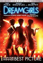 Dreamgirls (DVD 2007 2-Disc Set Showstopper Edition) RARE BEYONCE MUSICAL NEW
