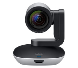 Logitech Ptz Pro 2 Video Camera And Remote Conference Rooms Hd 1080p Tilt 10x Zoom