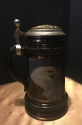Harley Davidson - Limited Edition Thewalt Beer Stein With Live To Ride Lid