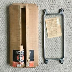Vintage 1930s Casco Electric Windshield Defroster And Ice Sleet Remover Model 196