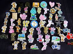 Haven Holiday Pin Badges Collection Of Rory/anxious/sylvester/extras Charity 1
