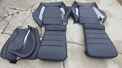 Vw Scirocco 16 Valve German Vinyl Front Upholstery Kits New Late 80's New