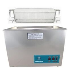 Crest P1800d-45 Ultrasonic Cleaner With Power Control-perf Basket