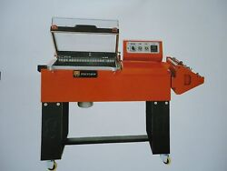 Usa Stocked 220v Fm-5540 2-in-1 Combination Shrink Sealing Packaging Machine