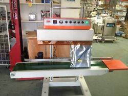 USA STOCKED QLF-1680A VERTICAL GIANT BAG PACKAGING SEALER