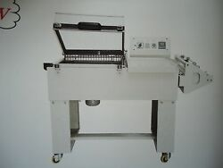 Usa Stocked 2-in-1 Combination Seal And Shrink Packaging Sealing Machine