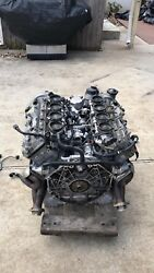 Bmw M3 E90 E93 E92 V8 S65 Engine Motor Parting Out For Parts Only Block Oil Pan