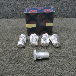 52104-a Pratt And Whitney Bolt Set Of 5 New Old Stock