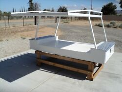 Flat Bed Truck Racks With Boxes