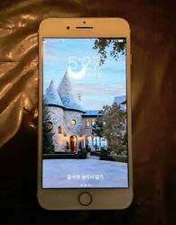 Iphone 7 Plus Verizon 32gbrose Gold Great Condition Comes With Case Gear4