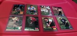 Rare 1992 Pro-set Signed Autographed Auto 300-card Golf Set Missing Only 2 Cards