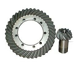 Ring And Pinion Gear 3781 Standard For 1928-1931 Fords B-4209
