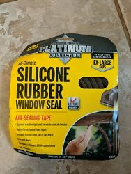 Brown M-D Building Products 43848 All Climate Silicone Rubber Window Seal Ex Lg