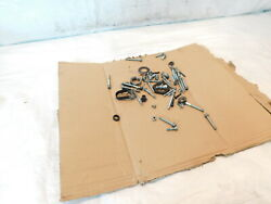 1998 Harley Davidson Sportster 883 Engine Nuts Bolts And Brackets Parts Box Lot