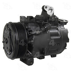 Four Seasons 67681 Remanufactured Compressor And Clutch