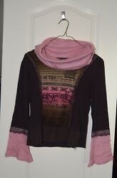 Cute sweater by Planete Interdite model Alexia France- check it out! $32.99