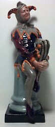 Royal Doultonand039s The Jester H.n. 2016 Collectible Figurine