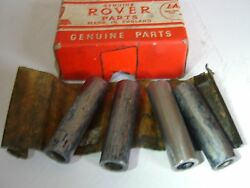 Rover P3 60 Land Rover Series 1 And03948-55 Gudgeon Pin Set +0.001 Part No 236188