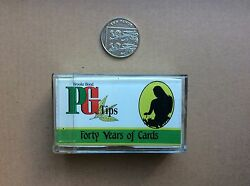 Brooke Bond P. G. Tips. 40 Years Of Cards. Commemorative Set.