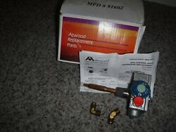 Atwood gas water heater control valve thermostat RV or trailer