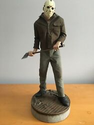 Sideshow Friday The 13th Part 3 Jason Voorhees Premium Format Exclusive - 52/200