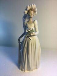 Lladro Figurine 5903 Down The Aisle, Mint, Retired, Bride, Wedding, With Org Box